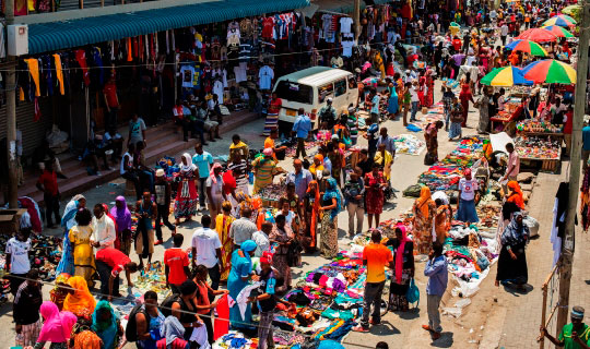 Dar-es-Salaam, Tanzania