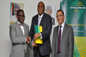 Afreximbank, Kings College Hospital, Nigerian Ministry of Health sign MOU in Abuja