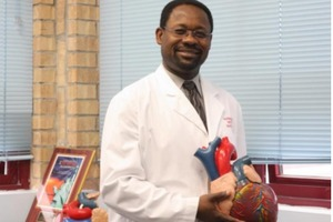 UI alumnus Akinboboye appointed first black chair of US cardiovascular disease board