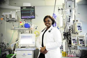 Meet Africa's youngest neurosurgeon