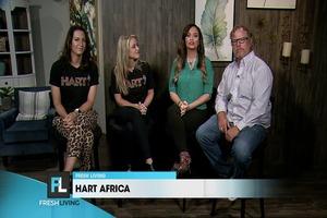 HART Africa: Utah Doctors Help Paraplegic Man