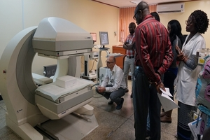 Nuclear Medicine Professionals in Africa Trained on Radiation Safety