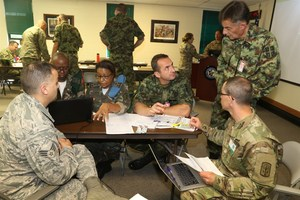 Planning underway for combined medical engagement in Angola with Ohio, Serbia