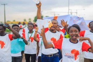Group Stages Health Awareness Walk