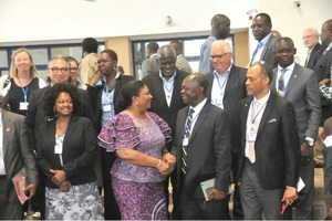 First Lady calls on African scientists to deal with health challenges