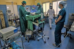 Medical exercise in Cameroon enhances Army readiness