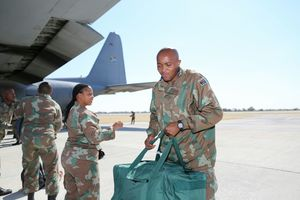 Southern Africa: SA Participates in Exercise Blue Kunene
