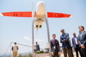 Rwanda's Medical Drone Delivery System wins 2017 Index Awards