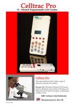 Celltrac Pro: Programable Cell Counter